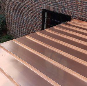 Jax Copper Roof