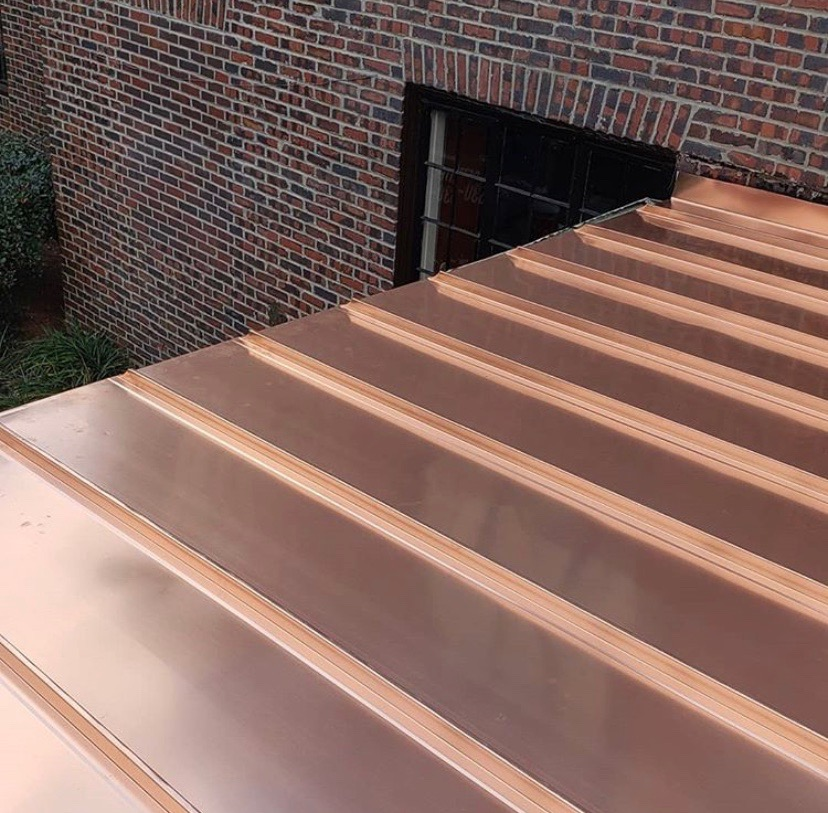 Jax Copper Roof
