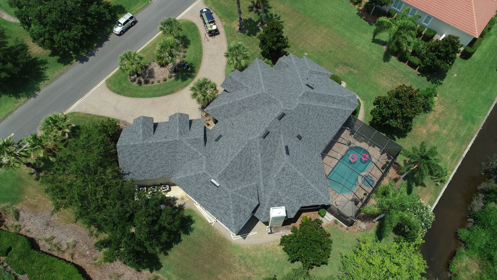 Beautiful St Augustine Home Transformed By Brand New Roof