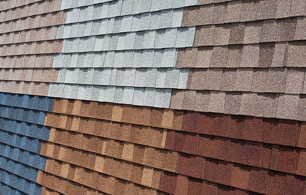 6 Different Colors Of Composite Shingles