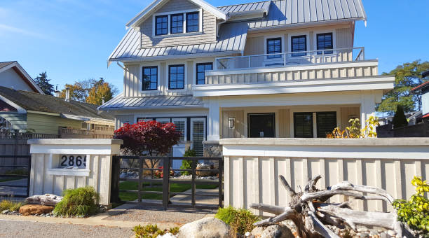 beach home residential style