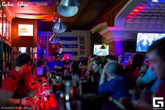 cuba libre bar in jacksonville