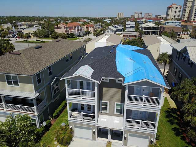 new roof installation in jacksonville beach florida